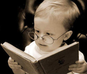 Storytelling_Baby with Glasses
