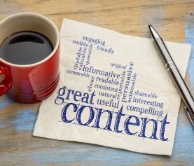 Eliminate the Guessing for Content Creation